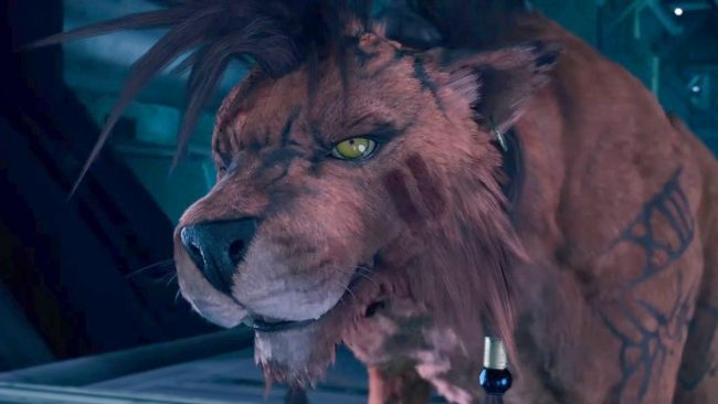 Final Fantasy VII Remake theme song red XIII nanaki