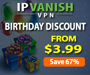 TROYPOINT IPVanish 67% Off