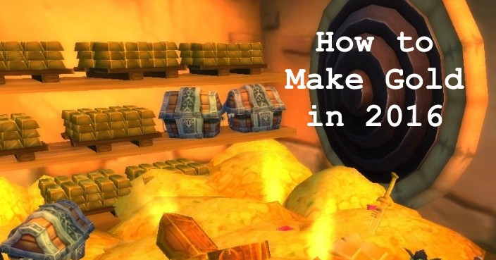 how to make gold in 2016