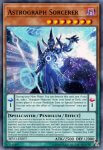 Yugioh banned list card Astrograph Sorcerer