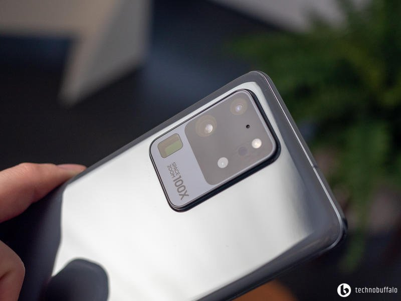 Galaxy S20 Ultra Grey