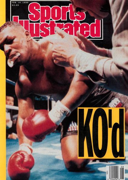 Mike Tyson, 1990 WBC/WBA/IBF Heavyweight Title