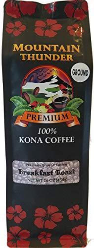 Mountain Thunder 100% Kona Coffee