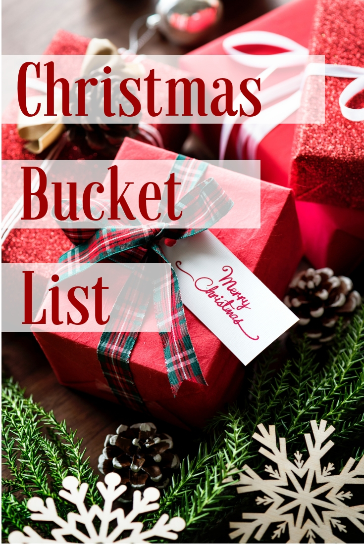 Christmas Bucket List: 45 Fun Holiday Activities & Spirited Things to Do | Ideas For couples, teens and kids