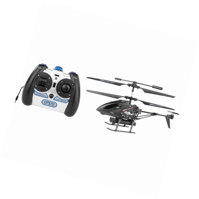 World Tech Toys Metal Nano Spy Copter