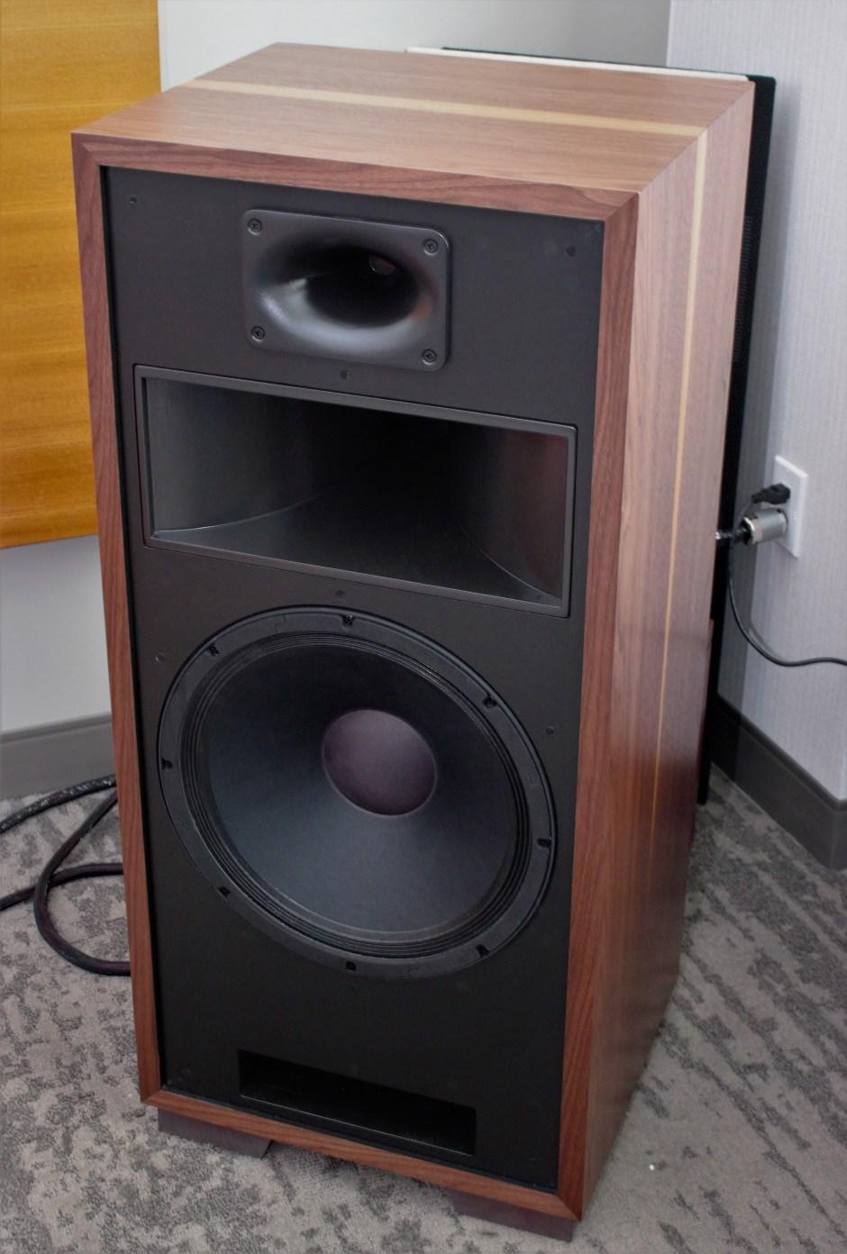 The Volti Audio Rival, Type 2, at AXPONA 2019