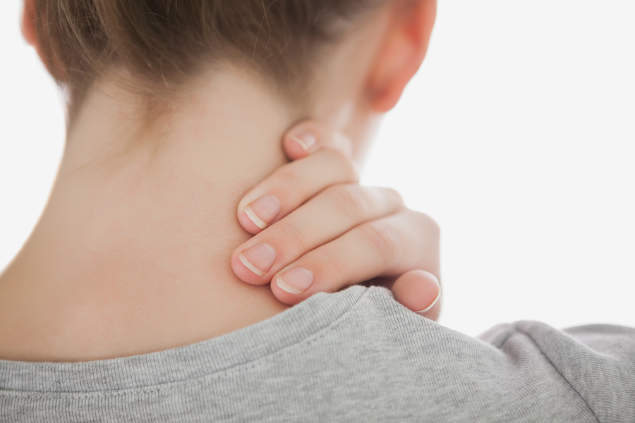 Neck Pain on the right side