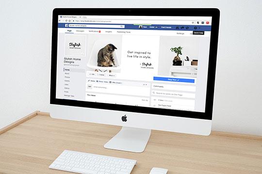 web-design-facebook-page-business-social-computer-internet