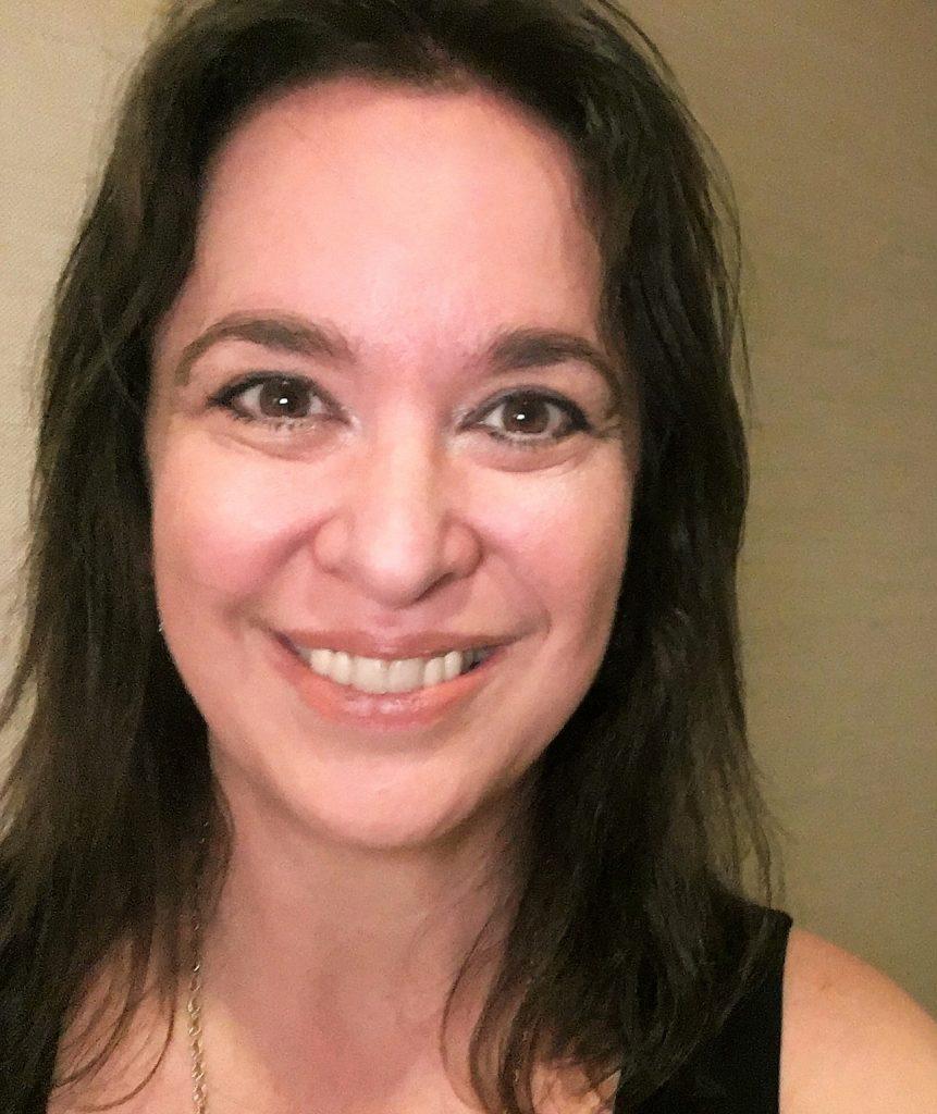 Color portrait of Cynthia Leitich Smith