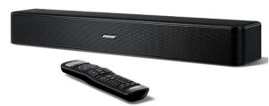Bose solo soundbar speakers