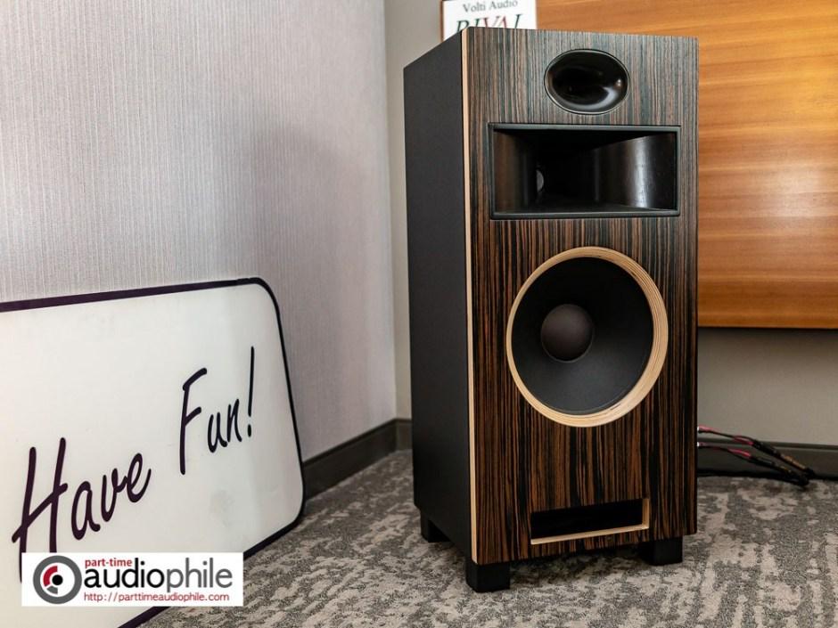 The Volti Audio Rival, Type 1, at AXPONA 2018