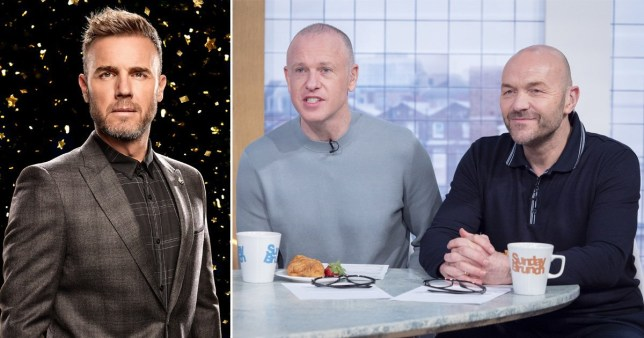 Gary Barlow leads the Sunday brunch fans who want answers because the show is cancelled.