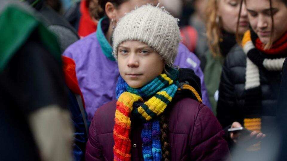 Greta Tunberg, Swedish climate activist