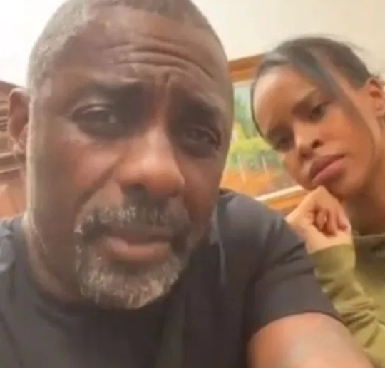 Instagram of Idris Elba