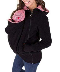 Best Kangaroo hoodie baby carrier 2020 (mom and baby hoodie carrier)