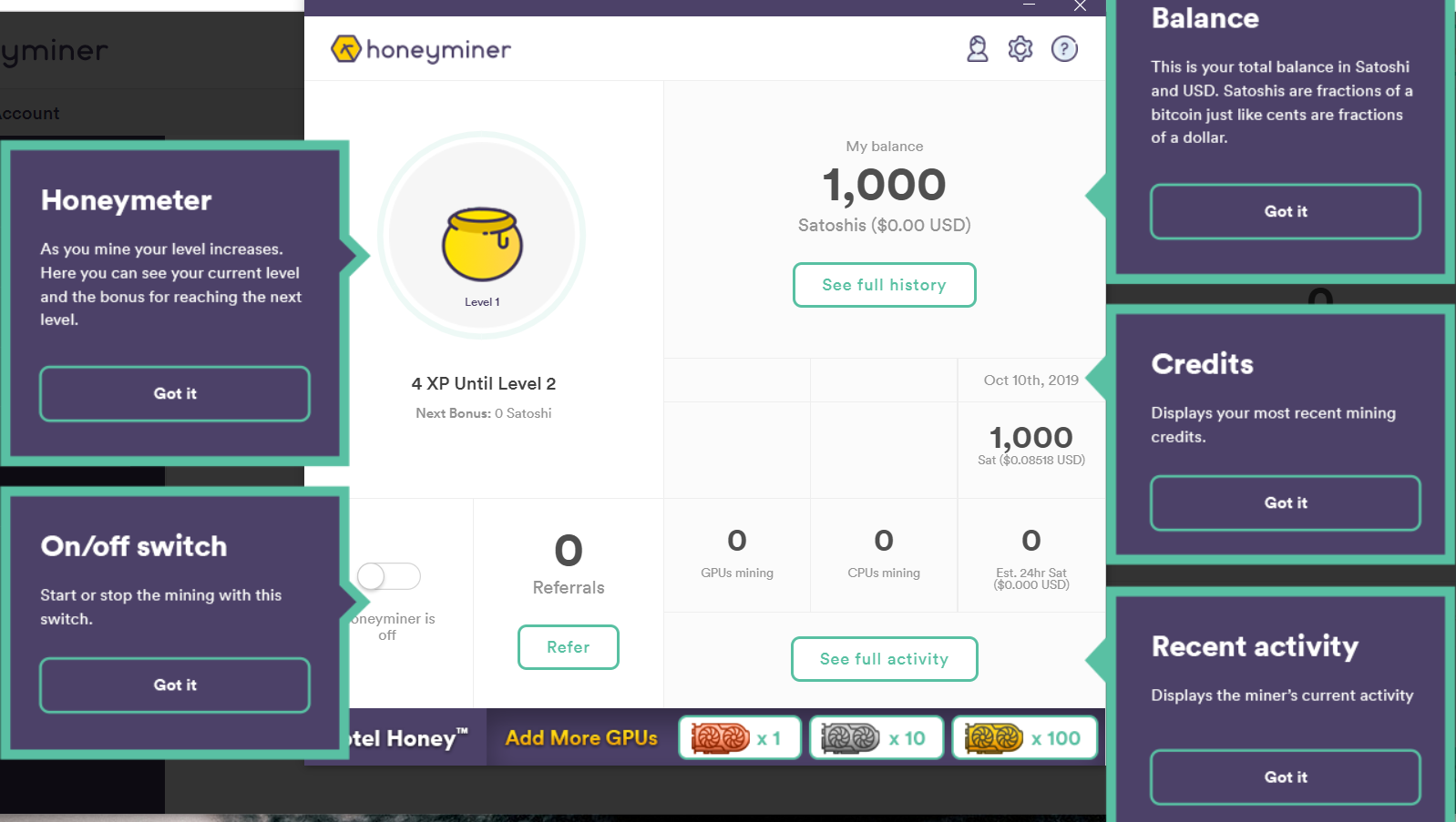 Honeyminer Review 2020: Best Cryptocurrency Mining Program?