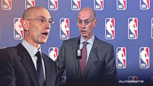 NBA, Adam Silver.