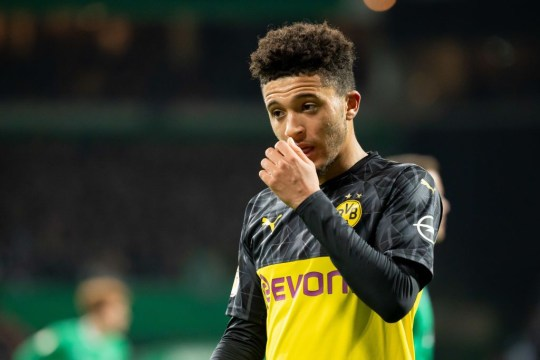 Sancho wants to go back to the first division (Photo: Getty).