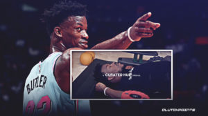 The heat, Jimmy Butler.