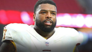 Trent Williams, the Indians.