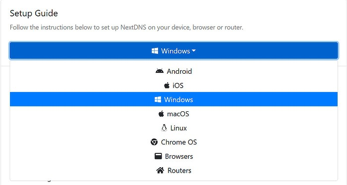 Use NextDNS for Secure and Private Browsing