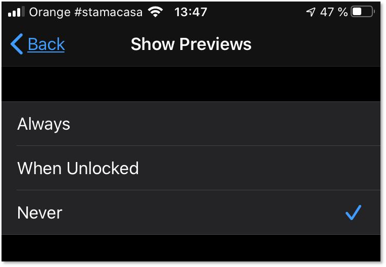 """How to Block the """"Sindhi Text Bomb"""" from iOS – HOTforSecurity"""