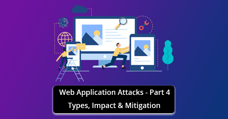 Web Application Attacks – Types, Impact & Mitigation – Part 4