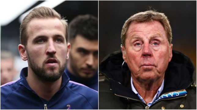 Harry Redknapp has asked Harry Kane, the target of Manchester United, to stay in Tottenham.