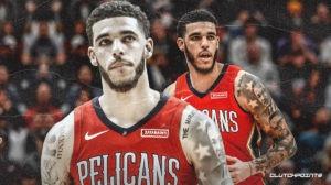 Lonzo Ball, Pelicans