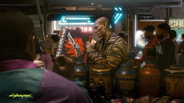 Screenshot of Cyberpunk 2077 (Photo: CD project)