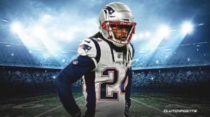 Stephon Gilmore, the Patriots.