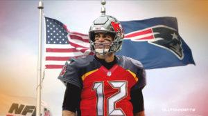 Tom Brady, the buccaneers, the patriots...