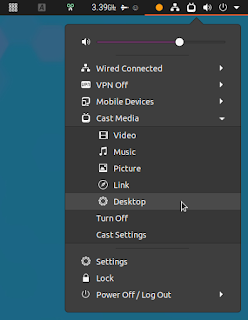 How to Cast Your GNOME Shell Desktop To A Chromecast (With Audio, Wayland / X11 Support)