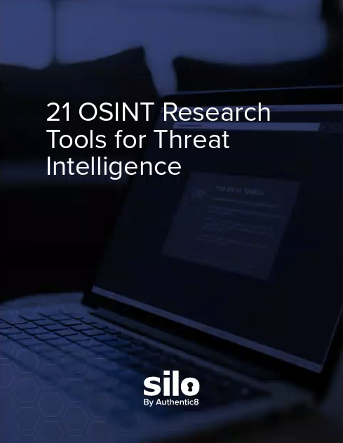 Guide: 21 OSINT Threat Intelligence Tools