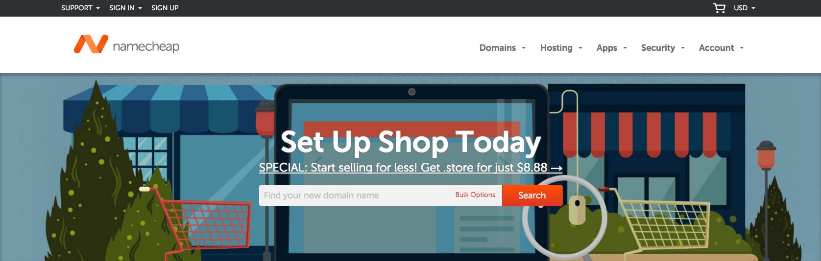 Namecheap Shared Hosting Review Sun Web Hosting