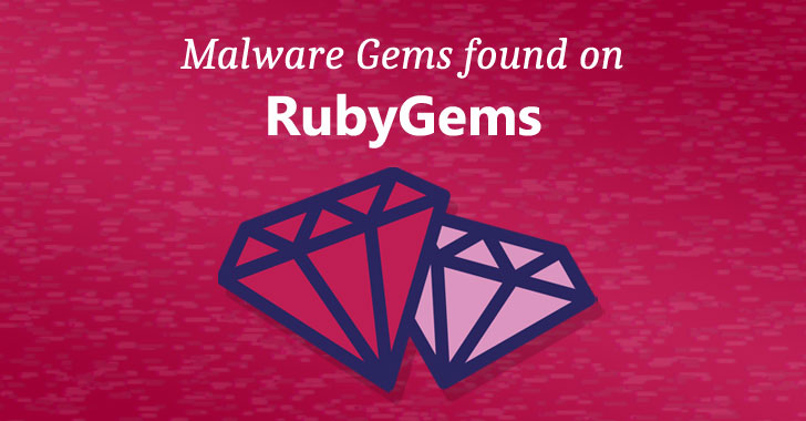 Over 700 Malicious Typosquatted Libraries found in the RubyGems Repository