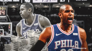Al Horford, Sixers.