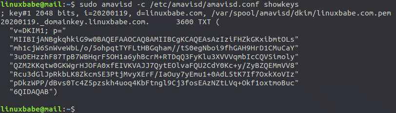 Set up SPF and DKIM with CentOS / RHEL Mail Server Postfix
