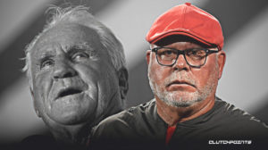 Bruce Arians, Bacchanners, Dolphins, Don Shula.
