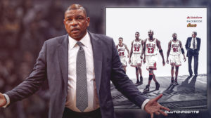 Clippers, Doc Rivers, last dance.