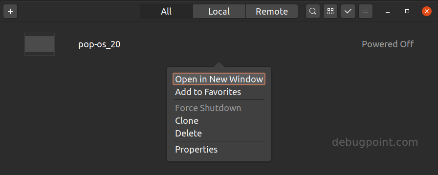 How to install and use GNOME boxes to make virtual machines