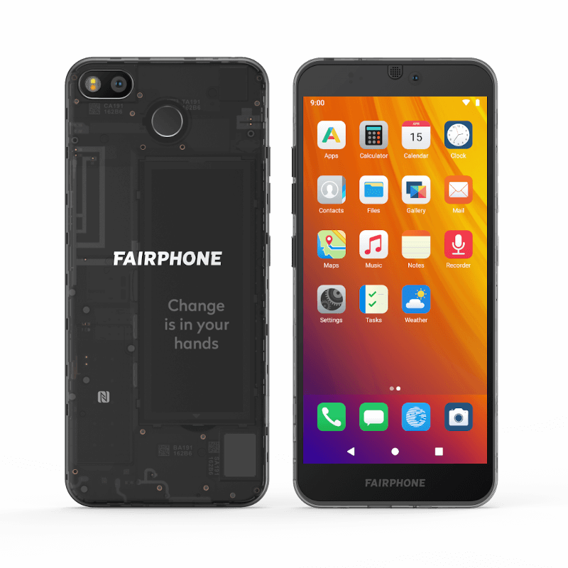 Good news! Good news! You can buy the De-Google / e / OS Smartphone from Fairphone now.
