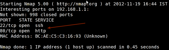 Nmap Command Examples for Linux Sys / Network Administrators