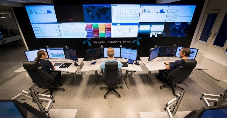 How to set up and run the Security Operations Center