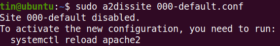 Install and Configure Apache Web Server on Ubuntu 20.04 – Linux Tip