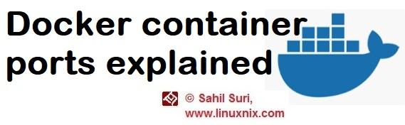 Explained Docker Container Ports-Linux Juggernaut