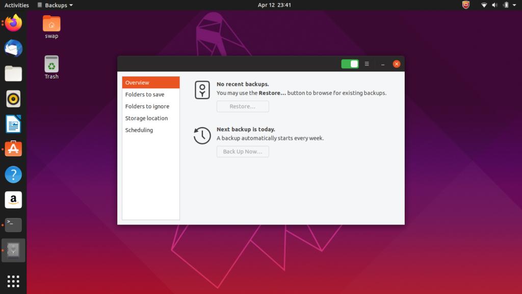 Best Linux Backup Software – Linux Tip