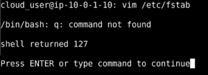 Escape Artist's Guide to Removal VIM – Linux Academy