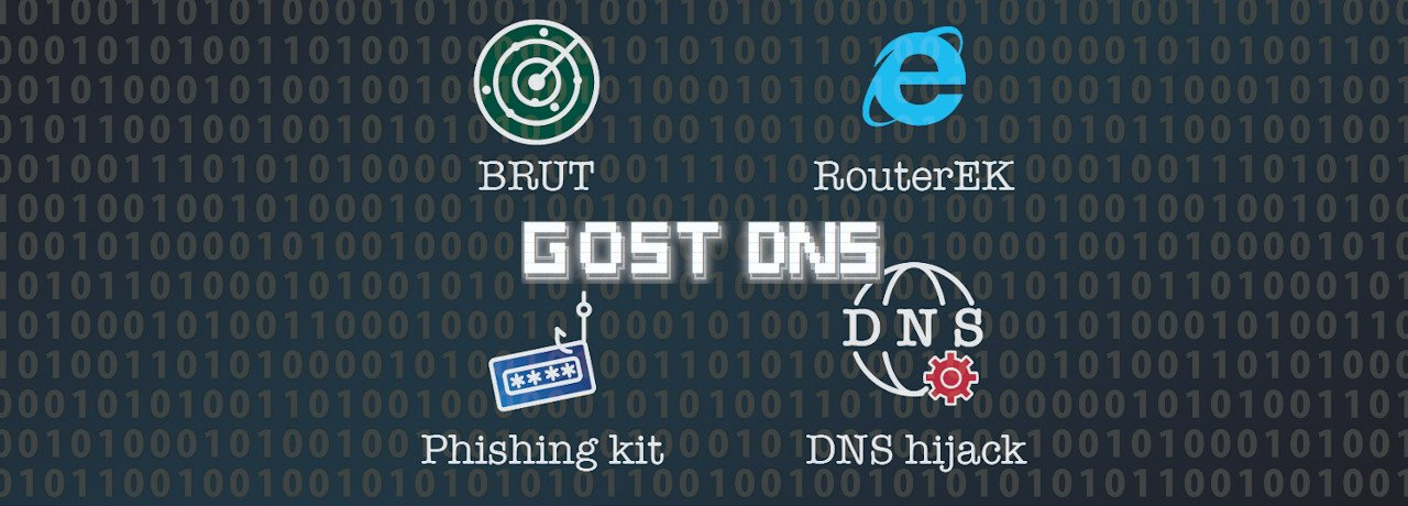 GhostDNS exploit the source code of the kit leaked to the antivirus company