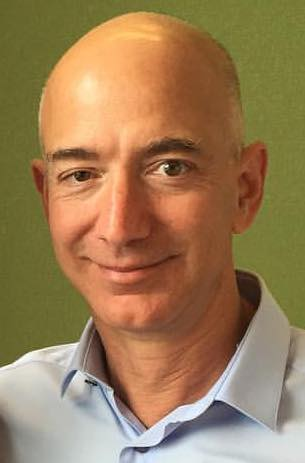 Jeff Bezos is not allowed to lose